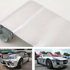 6″*60″ Miroir Wrap Autocollant Decal Vinyl Film Feuille Auto-adhésif Chrome Q5B8