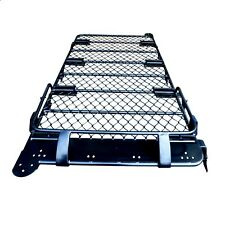 Expedition Aluminium 2.3M Front Basket Roof Rack for Land Rover Discovery 1&2