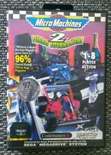 Micro Machines 2 - Turbo Tournament (Sega Mega Drive) CIB * TOP