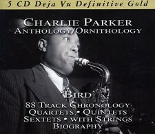 Charlie Parker - Anthology [New CD] Germany - Import