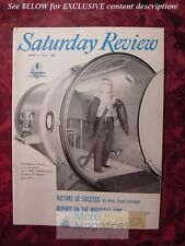 Saturday Review May 3 1958 HENRY STEELE COMMAGER HORACE SUTTON JOHN LEAR