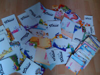200 feuilles DIDDL - lot A4, A5, A6, post-its, mémos...