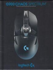 LOGITECH g900 caos Spectrum-Professional Gaming Mouse/Mouse-NUOVO & OVP