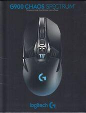 Logitech G900 CHAOS Spectrum - Professional Gaming Mouse / Maus - Neu & OVP