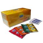 Condones / Preservativos Durex Pleasurefruits Saboreame en caja de 144