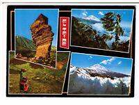 Postcard: Multiview -  El Teide, Tenerife, Canary Islands, Spain
