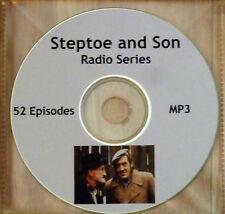 Steptoe & Son Radio Series 52 Episodes MP3 Audio Book CD (Sony CD)