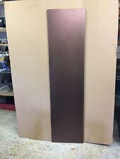 Hammered Copper Vertical Designer Radiator 405/1405 vertical