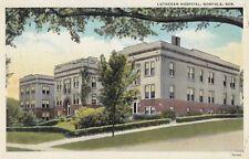 NORFOLK,NEB ( USA) : Lutheran Hospital -CURT TEICH & CO