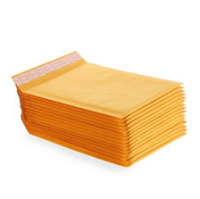 25# Kraft Bubble Mailer Padded Envelopes Shipping Self-Seal Bags 18x23CM