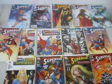 Supergirl DC Big Lot Variation Cover High Grade Modern Superhero Super Girl