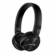 Philips SHB8750NC/27 Wireless Noise Canceling Headphones Active Shield Black