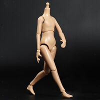 1/6 Scale Flexible Seamless Boy Girls Naked Body Moveable Action Figure