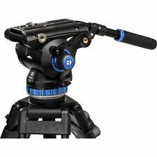 Benro S8Pro Fluid Video Head flat Base, NoFees! NEW! EU Seller!