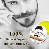 Hot Sale Fashion Men Beard Hair Wax Balm Moisturizer Mustache Conditioner