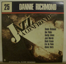 Dannie Richmond/Jazz A Confronto/Horo//HLL-101-25/Mint-