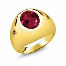 Yellow gold 18k jewelry for men ebay for Mercedes benz 18k gold ring