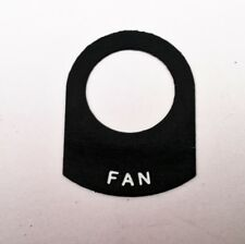 FAN Land Rover Classic Campervan Motor home Rally Race Kit car switch tag