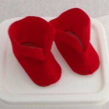 """Pair Of Original Boot  Shoes For 8"""" Madame Alexander Doll"""