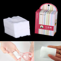 100Pcs Cosmetic Cotton Pad Lint Free Facial Eye Cleansing Makeup Remover Tool OZ