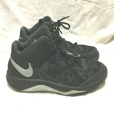 NIKE DUAL FUSION BASKETBALL SHOES / MULTI COLOR ( SIZE 8.5 ) MEN'S