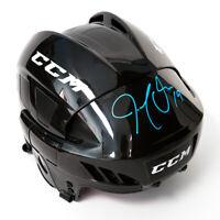 Joe Thornton San Jose Sharks Autographed CCM® Full Size Black Hockey Helmet