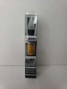 Dupli-Color AFM0363 Scratch Fix Touch-Up Paint BZ FORD CHROME YELLOW W1