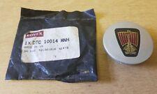 ROVER 800 METRO GTA 60mm ALLOY WHEEL CENTRE CAP  (New Rover)  DTC10014MNH