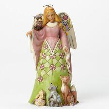 Heartwood Creek Spirit of Spring Woodland Angel Figurine by Jim Shore  24234