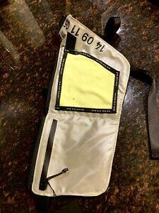 Nike Tech CrossBody Bag Green Lime Pouch Fanny Pack Nike Bag Hip Pack Waist