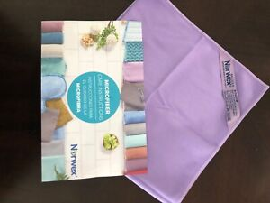 Norwex Window Cloth, Made from Microfiber, No streaks - No chemicals