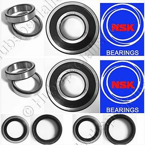 NSK REAR WHEEL BEARING KIT W/SEAL FOR TOYOTA T100 TACOMA 4RUNNER RWD 2WD W/ABS