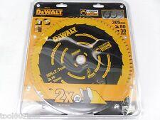 "DeWalt DT1043-QZ 12"" x 80 Tooth Extreme Circular Saw Blade 30mm Arbor- USA Made!"