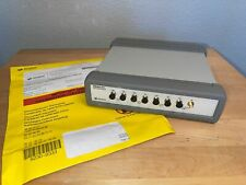 Keysight Agilent M8048A-001 Four Short Isi Channel Loss Emulator for M8020A Bert
