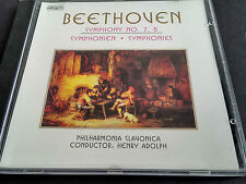 CD Beethoven-Symphony No. 7 - 8. - Sinfonie-Symphonies