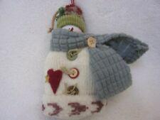 Snowman Ornament 5 Inches