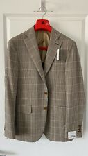 Made in Italy 100% Wool Size 40 US / 50 IT Caruso Blazer