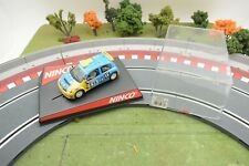 "NINCO 50377  RENAULT  ELF R.CLIO SUPER 1600 ""RALLY YRES"" 1/32 SLOT CAR  1/EA"