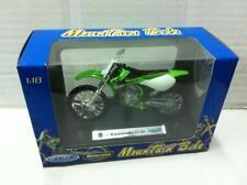 Welly Motorama 1:18 Diecast Moto KAWASAKI KX 250 MIB