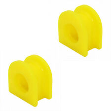 2PU front sway bar bushings 32-01-4171 compatible with HUMMER H2 OEM 14019009