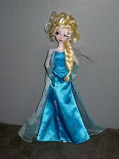 Poupée -Disney  ELSA Sonore La Reine des Neiges qui Chante en Anglais ( 40 cm )