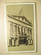 LONDON PALLADIUM THEATRE PRO 1983- T STEELE,R CASTLE in SINGING IN THE RAIN