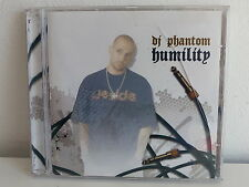 CD ALBUM DJ PHANTOM Humility PH003