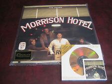 THE DOORS MORRISON HOTEL 200 GRAM 45 RPM LPS + AUDIO FIDELITY 24 KARAT GOLD CD