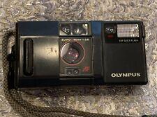 Olympus Infinity 35mm Film Camera 1:2.8 Zuiko Lens Point & Shoot AF Japan