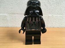STAR WARS DARTH VADER LEGO FIGURE ALARM CLOCK