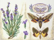 "Counted Cross Stitch Kit MARY WEAVER (MARYA ISKUSNITSA)  ""Lavender"""