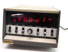 Cintro Quantum Radiometer 101