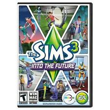 Sims 3 Into the Future PC Game Win Mac DVD ROM NEW factory sealed