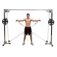 Body Solid Powerline Cable Crossover Machine for gym